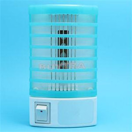 Wholesale Electronic Energy Saving - 2014 New Electronic Mosquito Repeller Eco-Friendly Energy Saving Rechargable Pest Killer High Quality Mosquito-killing Lamp