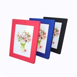 Wholesale Hidden Camera Photo Frame - Photo Frame Spy Camera Hidden Mini Audio Video Recorder Picture Frame Covert Candid Camera painting frame Mini DVR Home Security Nanny Cam