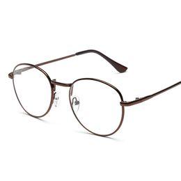 i telai di vetro all'ingrosso di moda Sconti 2017 nuovo modo nessun caso gli occhiali lenti montature produttori in Cina