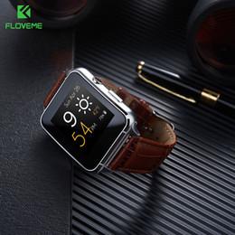 Wholesale Cameras Moniter - E7 Smart Watch Bluetooth 4.0 Sport Pedometer With SIM Rata Moniter Phone Call 64GB 128Mb Multi-functional Wrist Watches
