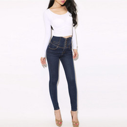 Wholesale Wholesale Women Clubwear - Wholesale-Fashion Womens Cut-Out Crooped Tops Long Sleeve T-shirt Clubwear Cropped Top Hot Drop Shipping Wholesale