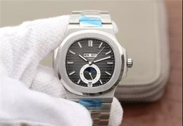 Wholesale Moon Sapphire - Top quality multi-function timing moon phase men's watch