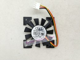 Wholesale Line Processor - Original T&T 4510M12C NFC 12V 0.15A 45*45*10MM 3 lines Computer cooling fan
