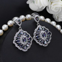 Wholesale Banquet Clothes Woman - Women earrings in Europe and the big brand fashionable high quality wedding banquet clothing joker