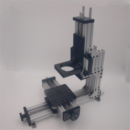 Wholesale Axis Milling Machine - CNC Micro Mill MiniMill Mechanical Bundle kit 3-Axis Modular Machine not assemble