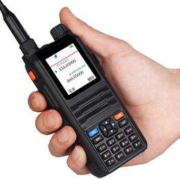 Wholesale Dual Ham - Ham Radio Transceiver CP-2000 Dual Band VHF&UHF 136-174MHz&400-520MHz 128 channels Long Range Large Display Two Way Walkie Talkie