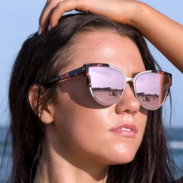 a3bafbc936 pointed sunglasses 2019 - ALOZ MICC Brand Designer Sunglasses For Women  Fashion luxury Cat Eye Sunglasses