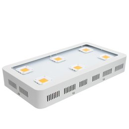Wholesale Growing Lights For Plants - 1800W COB LED Grow Light Full Spectrum 410-780nm Armed With Integrated Power Lens For Indoor Plants Grow Faster Flower Bigger