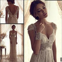 Wholesale Bridesmaid Dress 22 - 2017 Lace white  ivory wedding dress custom size 2-4-6-8-10-12-14-16-18-20-22+++
