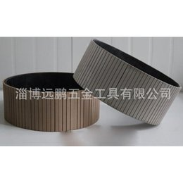 Wholesale Grinding Belts - 1900rmp Precision Grinding and Polishing Belt With Clay Wheel Polishing Belt for Non Tremor Grinder Grinder Tools