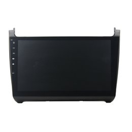 Wholesale Vw Polo Dvd - New 8inch Andriod 5.1 Car DVD GPS for VW Polo 2015 with Steering Wheel Control,Dua Zone, Radio