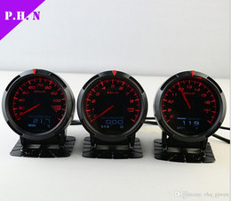 "Wholesale Defi Link - Free shipping 2.5"" New 60mm Advance DEFI BF Link Meter Gauge   Auto Oil Pressure Gauge in stock ready to ship"