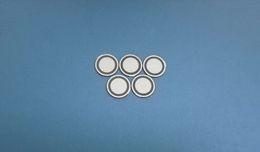 Diffusore in ceramica piezozoidale del trasduttore di atomizzazione dello spruzzo del nebulizzatore del disco del nebulizzatore di ultrasuono di 20mm di Piezo di 1.7mm da