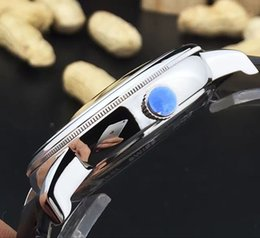 Wholesale Brown Area - Fine men's wrist watch Floating flywheel Automatic mechanical movement is bearing the advanced TAB area wear colorful mirror the most comple