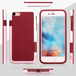 Wholesale Galaxy Hard Phone Cases - For iphone 7 Cell Phone Cases Protection Phone Cover Hard Heavy Duty TPU 6s plus 6 TPU Shock Proof samsung galaxy s7 S6 edge note 5 covers