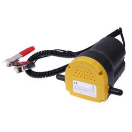 Bomba de aceite libre online-12 V Aceite / Diesel Flujo Sump Extractor Scavenge Intercambio de Bomba de Transferencia Coche Barco Moto Bomba de Aceite Envío Gratis