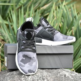 Wholesale White Cotton Table Runner - 2017 NMD Runner R1 Basf Boost Discount NMD XR1 White Running Shoes Sneakers Sports Discount Cheap Wholesale Basketball Shoes With Box