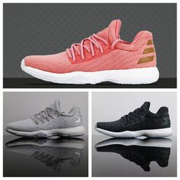 Wholesale Basket Fashion Men - Superstar James Harden LS Life Style Sweet Life Night Life Pink Black Men Basketball Shoes Sneakers Fashion Basket Ball Shoe Sport Trainer