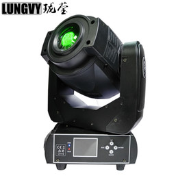 Wholesale Luminus Led - New Hot-sale 90W LED Spot Moving Head Light 90W USA Luminus LED DJ Spot Light for Home Garden Party Christmas Wedding Stage Effect