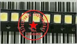 Wholesale Tv Leds - Wholesale- 100pcs High Power 3528 SMD LEDs Diodes Television Backlit Super Bright Diodo SMD LED 1210 3528 1W 86LM Cool White TV Backlight