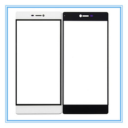 Wholesale huawei p6 free shipping - Front Outer Glass Lens For Huawei P9 Plus P9 P9 Lite P8 P6 LCD Touch Screen Panel Glass Replacement Parts Free Shipping