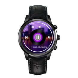 Wholesale Gps Wifi Waterproof Android - Android 5.1 os smart watch SIM 1G + 8G Wifi Bluetooth GPS positioning Waterproof sports Heart rate pedometer music smartwatch Mobile phone