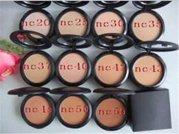 Wholesale Natural Mineral Water Brands - 2017 makeup face powder bare mineral NC Powder Brand M C Cosmetic VS laura mercier powder