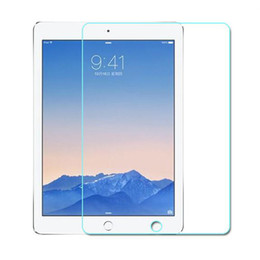 Wholesale Ipad Fall - For Apple Ipad4 3 2 Air 2 pro 12.9 inch pro 10.5inch Resist the impact, fall, scratch, nano TPU screen protective film