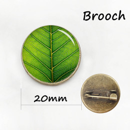 Wholesale Dome Brooch - 2017 Vintage Tree of Life Jewelry Wholesale Glass cabochon dome pin Christmas gift High quality Vintage Brooches pins