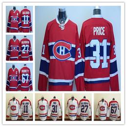Wholesale Montreal Price - Men's Stitched Montreal Candiens 11 Brendan Gallagher 27 Alex Galchenyuk 31 Carey Price 67Max Pacioretty 76 PK Subban Premier Hockey Jerseys