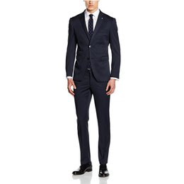 Wholesale Long Green Dress Buy - Men selected high quality pure color suits the classic black dress the groom, holds the suit suits are free to choose and buy