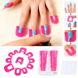 nails protector Coupons - Tools Form 2 x 26Pcs Pack Nail Protector Nail Polish Tips Form Pro Uv Gel Forms Women Uv Gel Tips Plastic