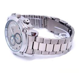 Wholesale Video Wrist Watches 32gb - 8GB 16GB 32GB Waterproof Spy Camera Watch DVR 1080P Night Vision Hidden Camera Wrist Watch Spy Cam Digital Audio Video Recorder