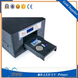 Wholesale Commercial 3d Printer - impressora uv 3D effect phone case printer a 4 digital flatbed UV printer for UV led mini 6