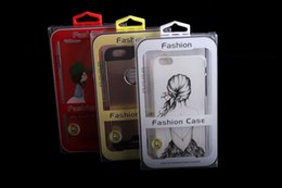 Wholesale Transparent Pvc Plastic Blister - Wholesale Universal Blister PVC Plastic Transparent Retail Packaging Box Package Inner Tray For Phone Case For iPhone 6 7 case