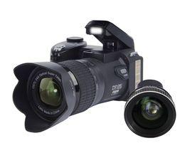 novas filmadoras profissionais Desconto Nova PROTAX POLO D7100 câmera digital 33MP FULL HD1080P zoom óptico de 24X Auto Focus Professional Camcorder