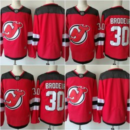 Wholesale Hockey Jersey Gionta - 2017-2018 New Style New Jersey Devils Jerseys Red 35 Cory Schneider 29 Ryane Clowe 30 Martin Brodeur 9 Taylor Hall 11 Stephen Gionta Jersey