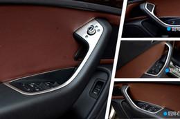 Wholesale Color Changing Paint - New Audi A6L Interior Decoration Loudspeaker Loudspeaker Decorative Paint Curtain Outlet Port Handle Special Modification