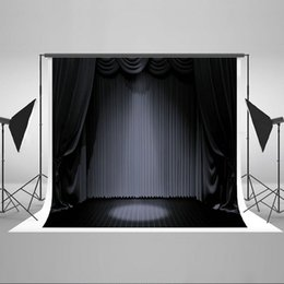 Wholesale Fantasy Backdrops - Kate 7x5 Retro Style Stage Photography Backdrops for Photographers Cotton No Wrinkle Reused for Children Dark Fantasy Photo Backdrop HJ01591