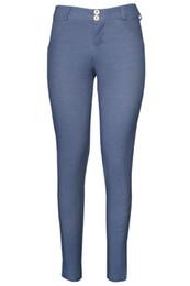 Wholesale Lighting Leggings - Newest Leggings Fitness New 2016 Work Out Shaping Effect Skinny Jersey Pants Legging Jeans For Women Friday