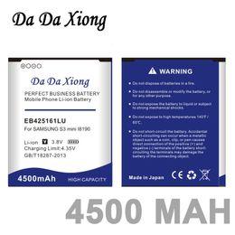 Wholesale S7562 Batteries - Da Da Xiong 4500mAh EB-L1M7FLU EB425161LU Battery for Samsung i8160 i8190 i739 S7568 S7562 I699 i669 S7560 S7580