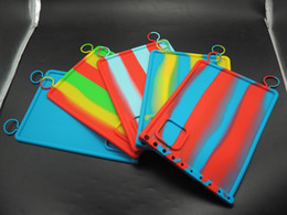 Wholesale Heated Rubber Mat - multipurpose large Brand new Heat resistance non-stick silicone baking mat anti slip mat dab wax oil extracts custom silicone dab mat