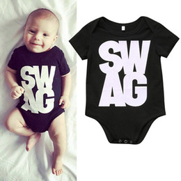 Wholesale Organic Cotton Blend - newborn baby boy gentleman clothes organic personalized sleep romper pajamas vintage bodysuit 12 months infant short sleeve outfit one-piece