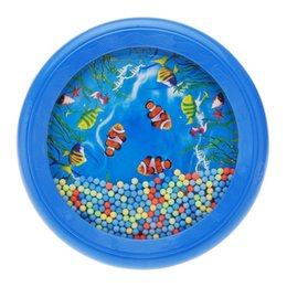 Wholesale Multifunctional Toys - Ocean Wave Bead Drum Gentle Sea Sound Musical Educational Toy Tool for Baby Kid Child