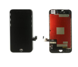 Wholesale Iphone Glass Screen Dhl - Quality Grade AAA+++ LCD Display For iPhone 7 LCD Screen Touch Glass Screen Digitizer with 3D touch Full Assembly Replacement DHL Free