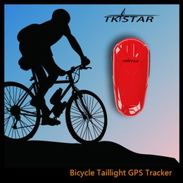 Wholesale Gps Tracker Rastreador - Bike GPS Tracker Bicycle Tracking Device TK906 Rastreador Standby 300 Hours Waterproof Historical Route Lifetime FREE Platform