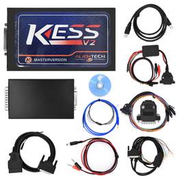 Wholesale Master Diagnostic - Newest Firmware V4.036 V2.35 KESS V2 Master Version no Token limited KESS V2 v2.33 OBD2 Manager Tuning Kit via DHL free