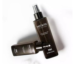 Wholesale Combination Set - Hot New Makeup Menow MIST&FIX setting spray longlasting moisturizing Primer 75ml Dhl ship