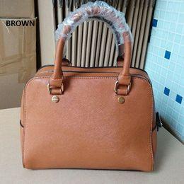 Wholesale Diamante Shape - HOT!!barrel-shaped bag women fashion designer MICHAE KALL handbags PU leather shoulder tote handbag purse lady casual bags purse Clutch