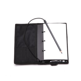 Wholesale Pad Tablet Notebook - Wholesale- Submersible underwater writing pad underwater notepad notebook submersible tablet waterproof book diary Diving equipment